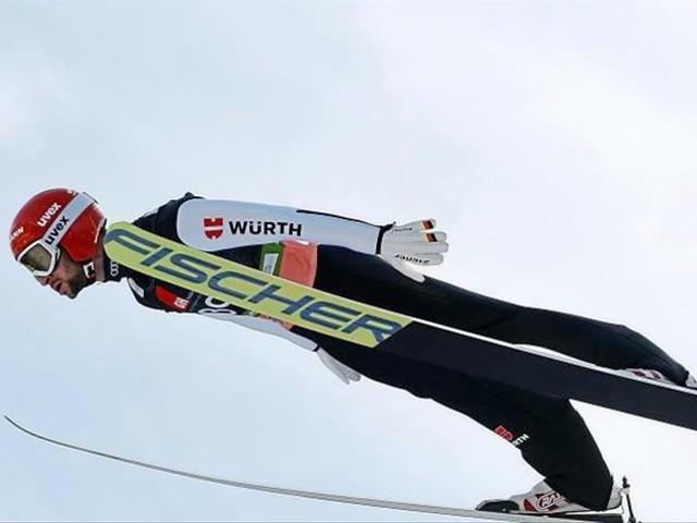 Skispringer Eisenbichler holt ersten Weltcup-Sieg