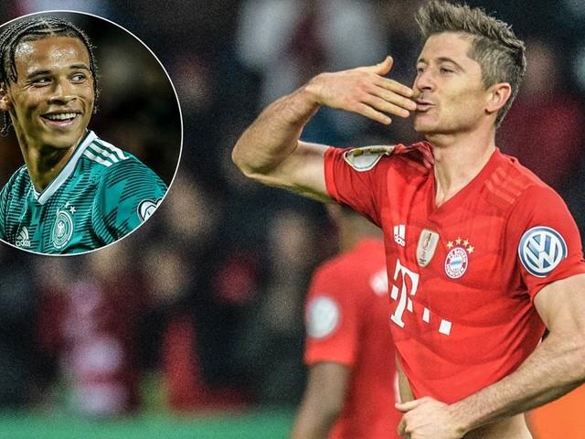"""Lewandowski verrät: Bayern-Stars """"freuen sich auf Leroy Sané"""""""