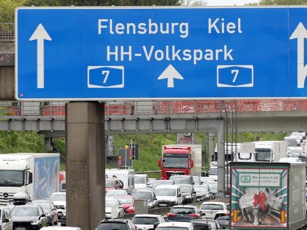 Verkehr: Herbstferien im Norden – auf diesen Autobahnen drohen Staus