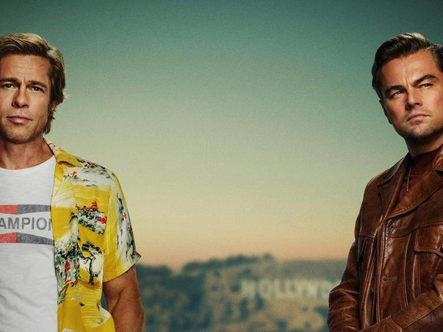 Once Upon a Time in Hollywood: Neuer Blick auf Brad Pitt und Leo DiCaprio