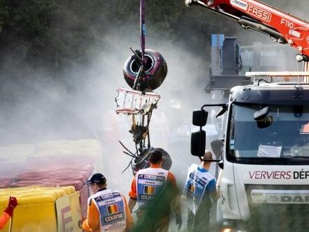 Rennfahrer Correa nicht mehr im künstlichen Koma