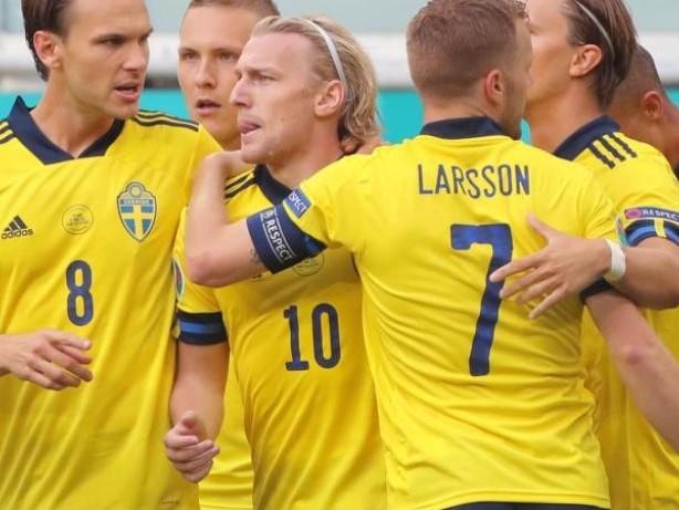 Fußball-EM: Forsbergs Doppelpack schießt Polen aus der EM