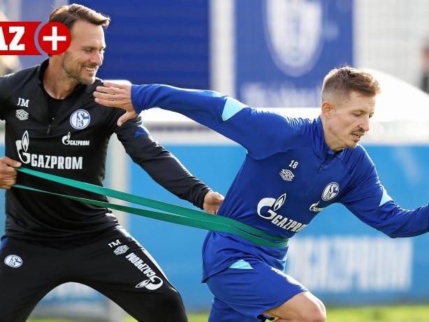 FC Schalke 04: Das erwartet Schalke-Trainer Grammozis von Marc Rzatkowski