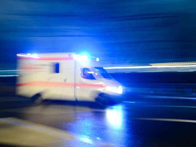 Außer Sichtweite: Unbekannter parkt Rettungswagen bei Notfalleinsatz um