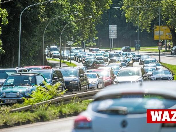 Stadtentwicklung: Centro: Oberhausen steckt in der Verkehrs-Sackgasse