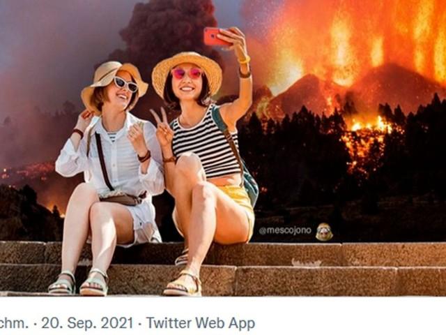 Cumbre Vieja auf La Palma: Vulkanausbruch auf Kanareninsel: Spaniens Tourismusministerin hofft auf Schaulustige