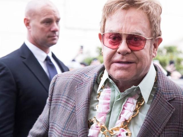Elton John hat gegen Prostatakrebs gekämpft