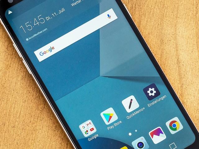 Leak-Bild zeigt das langweilige Design des LG V30