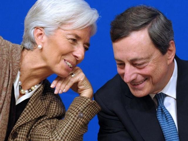 Draghi-Finale ohne Überraschung: EZB bekräftigt lockeren Kurs