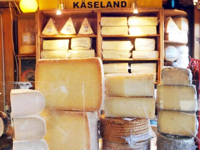 Alles Käse oder was? Die Top-Adressen der Käse-Fachgeschäfte