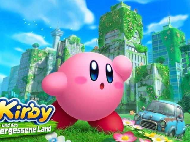 Kirby und Bayonetta 3: Diese neuen Games hat Nintendo vorgestellt