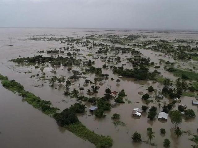 """Zyklon """"Idai"""": Mehr als 300 Tote in Mosambik und Simbabwe"""
