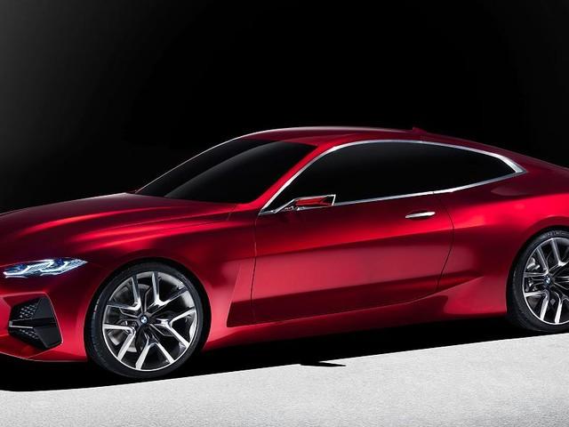 BMW Concept 4 - BMW präsentiert neues Sportcoupé auf der IAA – der Antrieb bleibt geheim