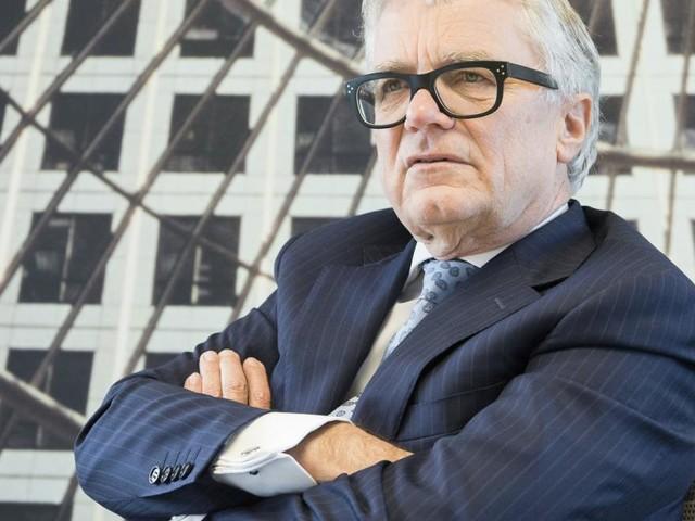 Kampagne gegen Ex-Voest-Chef Wolfgang Eder