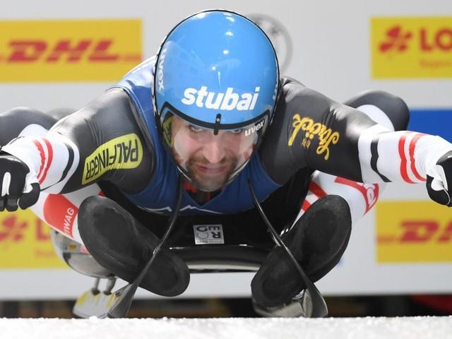 Nächste WM-Medaille für Rodel-Olympiasieger David Gleirscher
