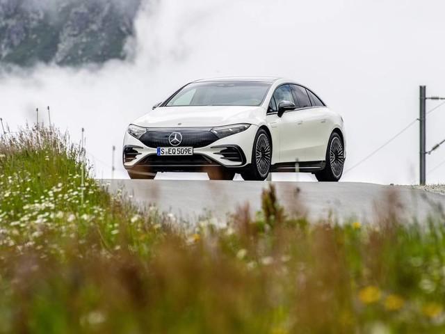 Mercedes EQS im Test: Willkommen in der Zukunft