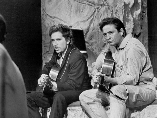 Bob Dylan: Neues Bootleg-Series-Album mit Johnny Cash