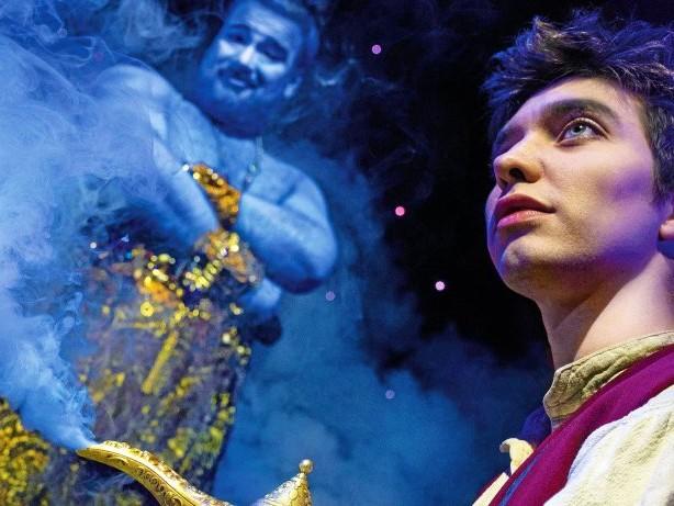 "Familie: Das Familienmusical ""Aladin"" feiert Premiere"