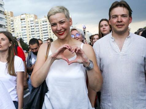 Anklage gegen belarussische Oppositionelle Kolesnikowa erhoben