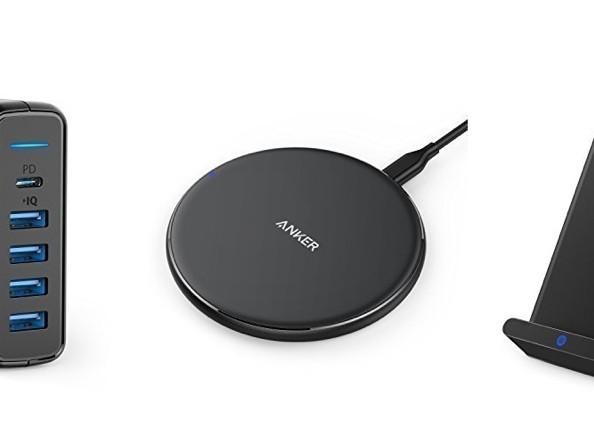 Anker stellt neue Qi- und USB-C Ladegeräte für iPhone X, iPhone 8, MacBook und Co. vor