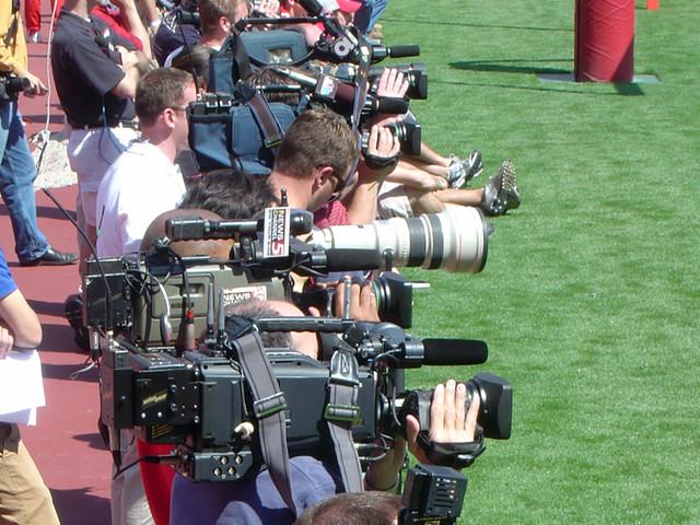 Wie die Medien den Sport verändern