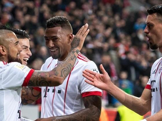 """Optimaler Bayern-Start - Heynckes lobt """"reife Mannschaft"""""""