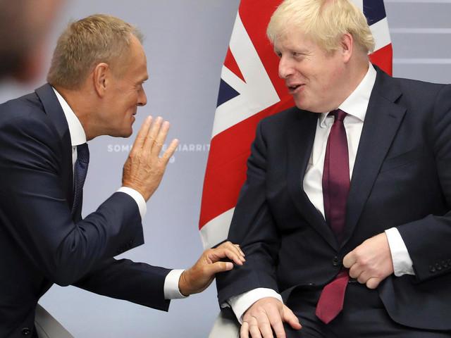 Treffen von Varadkar und Johnson: Neue Hoffnung im Brexit-Streit