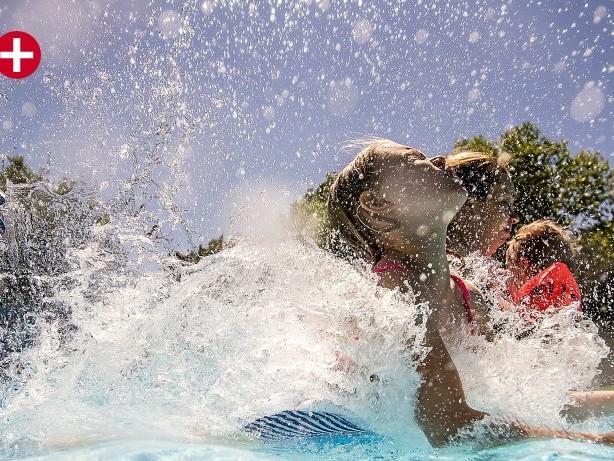 """""""Platsch"""" öffnet am Donnerstag: Naturfreibad in Ennepetal: Jetzt beginnt der Badespaß"""