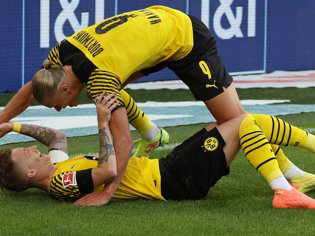 Fußball, Bundesliga: Borussia Dortmund und der Haaland-Reus-Effekt