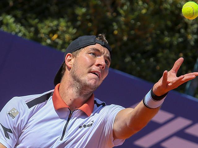 Tennis: Struff und Hanfmann verpassen Halbfinale von Cagliari