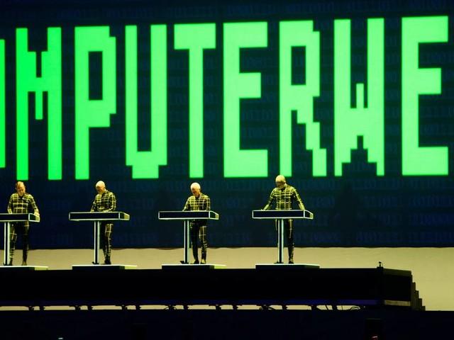 Kraftwerk als Höhepunkt: Techno-Ausstellung im Museum Kunstpalast
