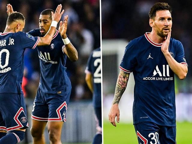 PSG feiert Last-Minute-Sieg gegen Lyon und Boateng – Messi muss auf Tor-Premiere warten