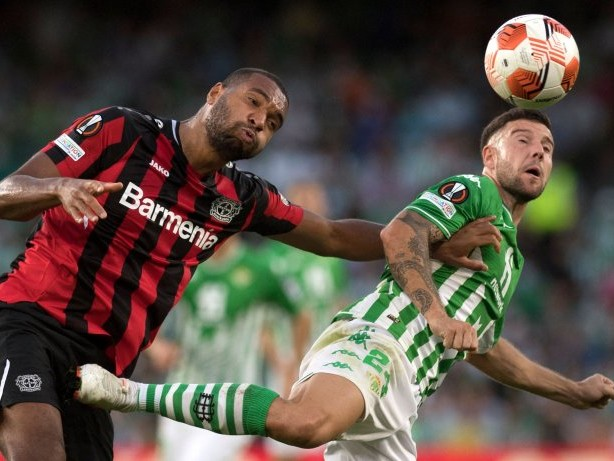 Europa League: Bayer Leverkusen erkämpft dank Andrich 1:1 in Sevilla