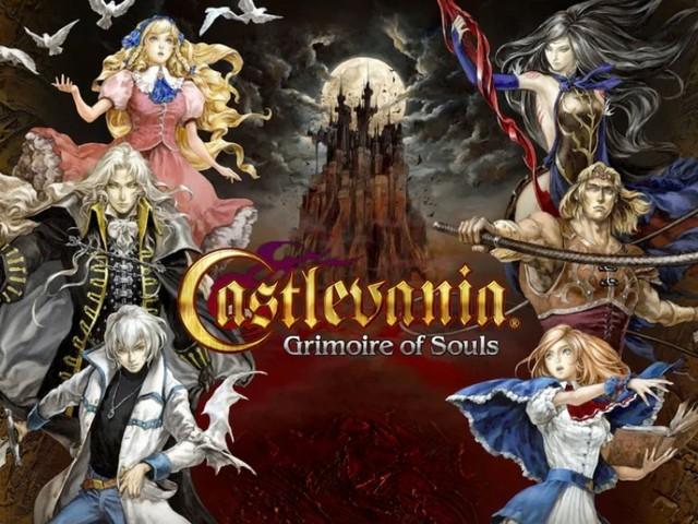 Castlevania: Grimoire of Souls - Erscheint in Kürze für Apple Arcade