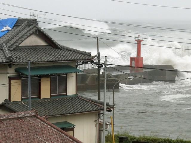"""Taifun """"Hagibis"""" fegt über Tokio und hinterlässt gigantische Schäden"""