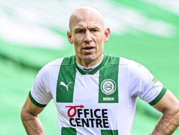 """Eredivisie: Robben nach Startelf-Comeback emotional: """"Ein langer Weg"""""""
