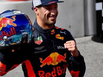 """Strahlender Monaco-Polesetter Ricciardo: """"50 Prozent erledigt"""""""