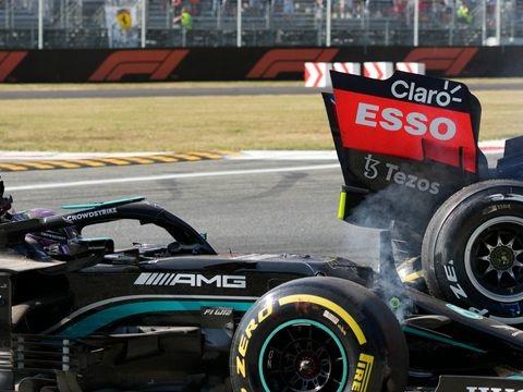 Formel 1: Ricciardo-Sieg in Monza - Crash von Verstappen und Hamilton