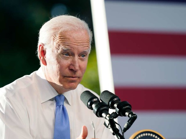 """Biden geht in Trump-Manier auf Journalistin los: """"Wenn Sie das nicht verstehen ..."""""""
