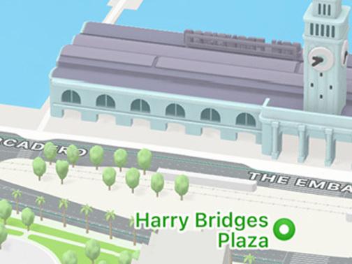 Apple Maps: 3D-Ansichten für deutsche Städte frühestens im kommenden Jahr