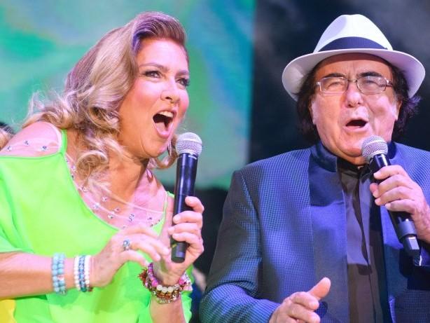 Italo-Pop: So stimmten sich Al Bano und Romina Power auf Berlin ein