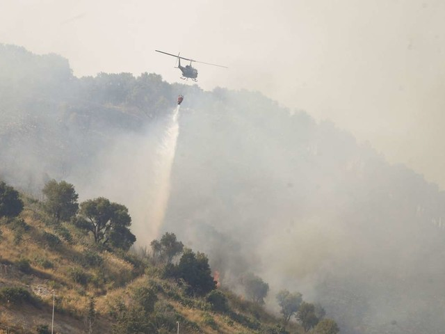 Italien, Spanien, Türkei: Extremwetter macht den Einsatzkräften weiter zu schaffen