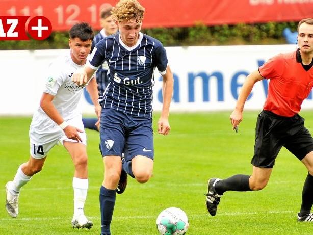 Jugendfußball - U17 Bundesliga: U17 des VfL Bochum bleibt nach 5:1-Sieg Tabellenführer