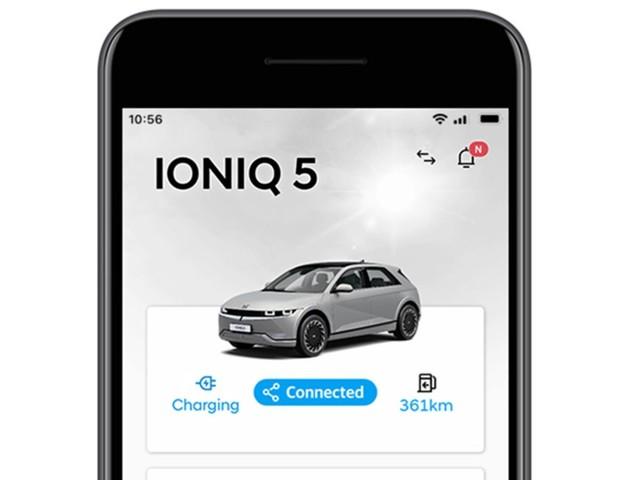 Hyundai aktualisiert App für Ioniq 5 und weitere Modelle