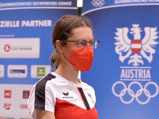 Anna Kiesenhofer ist zurück in Österreich und will ausschlafen