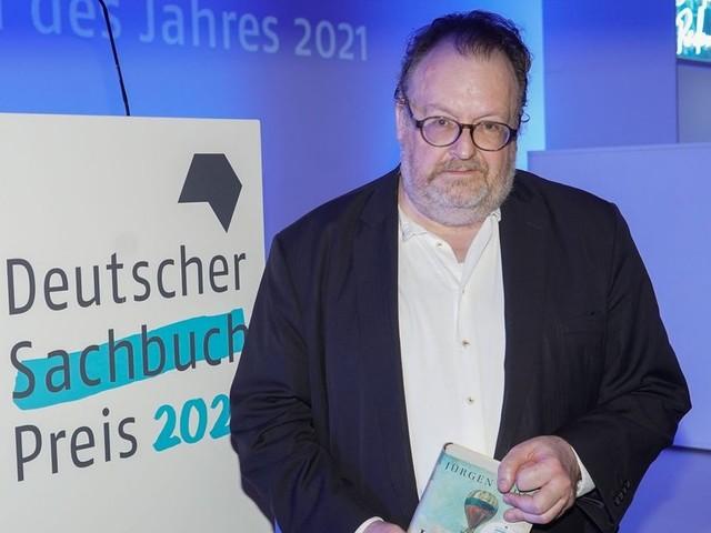 Deutscher Sachbuchpreis geht an Jürgen Kaube