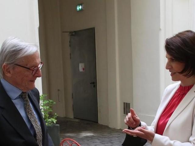"""Schüssel und Edtstadler: """"Gäbe es die EU nicht, müssten wir sie jetzt gründen"""""""
