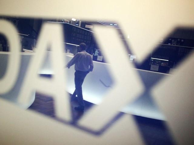 US-Notenbank schiebt Kurse an - Dax auf Erholungskurs