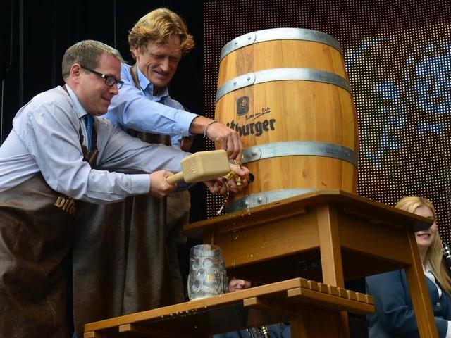 200-Jahr-Feier der Bitburger Brauerei gestartet (Fotostrecke)