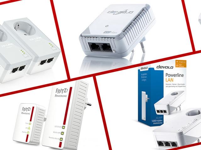 Powerline-Adapter: Welcher ist der richtige für Sie?